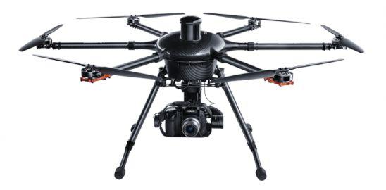 Yuneec Dron Tornado H920