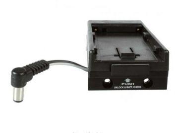 Akurat adapter baterii DVB-02P -do akumulatorów Panasonic CGA-D, CGR-D