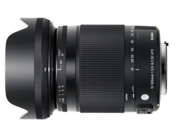 Sigma 18-300 mm f/3.5-6.3 DC MACRO HSM/ Sony A