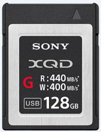 Sony XQD G 128GB