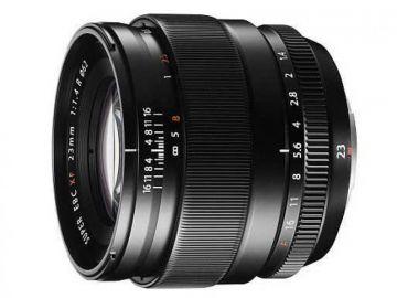 FujiFilm Fujinon XF 23 mm f/1.4