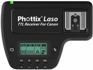 Phottix Laso TTL odbiornik Canon