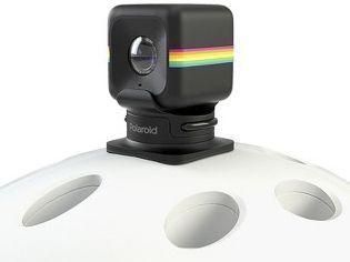 Polaroid CUBE Helmet Mount - uchwyt przylepiany do kasku