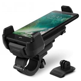 iOttie Uchwyt na rower ACTIVE EDGE - Uniwersalny, czarny +  adapter do kamer GoPro