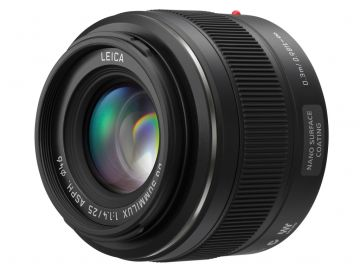 Panasonic LEICA DG SUMMILUX 25 mm f/1.4 ASPH