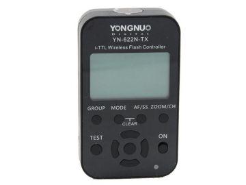 Yongnuo YN-622N-TX LCD nadajnik/odbiornik (stopka Nikon)
