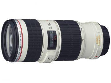 Canon 70-200 mm f/4.0L EF IS USM - Cashback do 430 zł