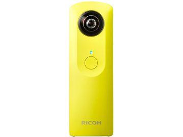 Ricoh THETA m15 żółty, zdjęcia i filmy 360 stopni