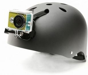 Xiaoyi Uchwyt na kask do Xiaoyi Yi Sports Action Camera