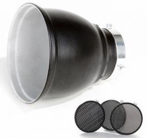 Bowens BW1865 Reflektor Grid + 3 plastry miodu