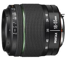 Pentax 18-55 mm f3.5-f/5.6 DA AL WR SMC