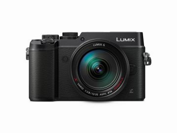 Panasonic Lumix DMC-GX8 + ob. 12-35 POWER O.I.S. czarny