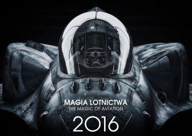 Kalendarz MAGIA LOTNICTWA 2016