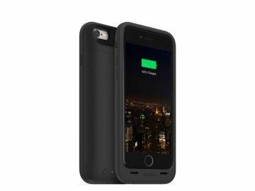 Mophie Juice Pack Plus - zewnętrzna bateria (3300mAh) wraz z obudową do iPhone 6/6s (kolor czarny)