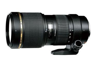 Tamron 70-200 mm f/2.8 SP AF Di LD IF Macro / Nikon