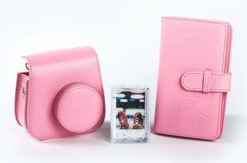 FujiFilm Zestaw akcesoriów - Flamingo Pink