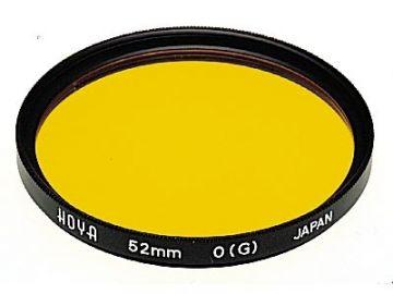 Hoya G Orange 55 mm HMC