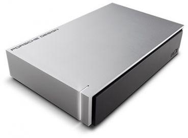 LaCie Porsche Design 3.5 3 TB USB 3.0 Jasny Szary
