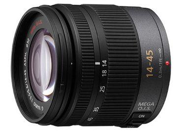 Panasonic LUMIX G VARIO 14-45mm f/3.5-f/5.6 ASPH. MEGA O.I.S.