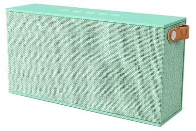 Fresh`n Rebel Bluetooth rockbox chunk fabrick edition miętowy