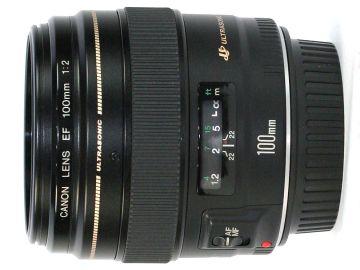 Canon 100 mm f/2.0 EF USM - Cashback 260 zł przy zakupie z aparatem!