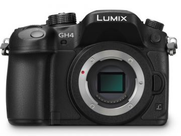 Panasonic Lumix DMC-GH4R body