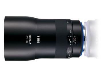 Carl Zeiss Milvus 100 mm f/2 Makro ZE Canon