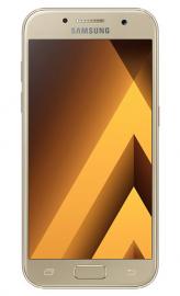 Samsung Galaxy A3 2017 LTE złoty