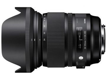 Sigma A 24-105 mm f/4 DG OS HSM / Canon