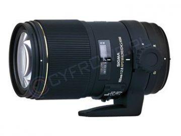 Sigma 150 mm f/2.8 DG EX APO OS HSM MACRO / Canon - powystawowy