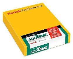 Kodak PROFESSIONAL T-MAX 400  4x5/50szt.