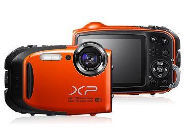 FujiFilm FinePix XP70 pomarańczowy
