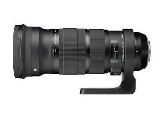 Sigma S 120-300mm F2.8 DG OS HSM / Canon + USB Dock GRATIS
