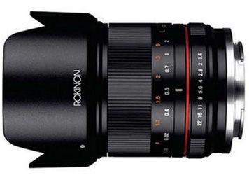 Samyang 21 mm f/1.4 ED AS UMC CS / Canon M