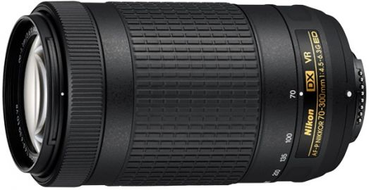 Nikon AF-P DX NIKKOR 70-300mm f/4.5-6.3G ED VR - CASHBACK 320 PLN