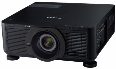 Canon LX-MU700, wymienna optyka