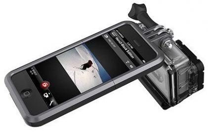 Polar Pro uchwyt do iPhone 5/5s/SE dla GoPro