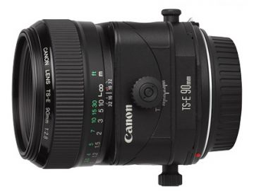 Canon TS-E 90 mm f/2.8 - Cashback 860 zł przy zakupie z aparatem!