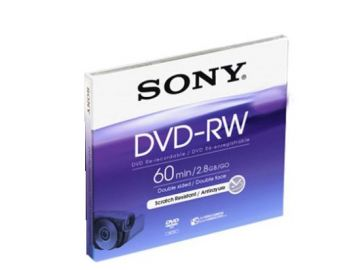 Sony DMW-60 DVD-RW 8 cm