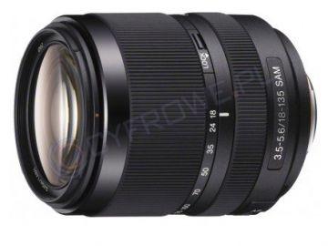 Obiektyw Sony 18-135 mm f/3.5-f/5.6 SAM