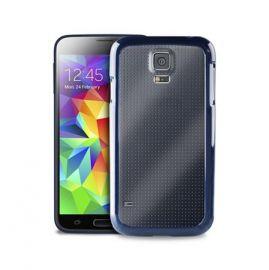 Puro Clear - Etui Samsung Galaxy S5 (granatowy)