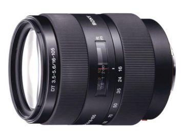 Sony 16-105 mm f/3.5-f/5.6 DT (SAL16105.AE) / Sony A