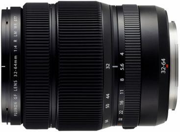 FujiFilm GF 32-64 mm f/4.0 R LM WR