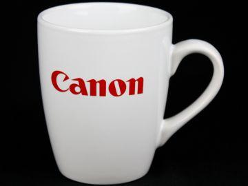 Cyfrowe.pl - kubek porcelanowy z logo Canon