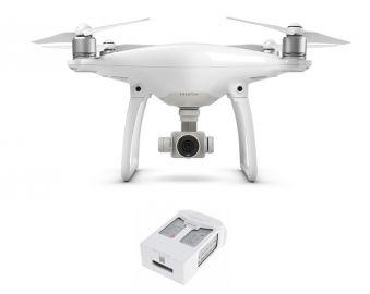 DJI Dron Phantom 4 + dodatkowa bateria