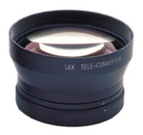 Century Optics 1.6x do Panasonic AG-DVX100