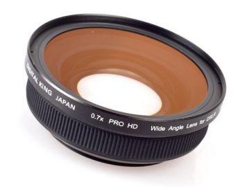 King PRO HD 0.7x 58mm