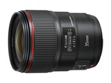Canon 35 mm f/1.4L II EF USM - Cashback 540 zł przy zakupie z aparatem!