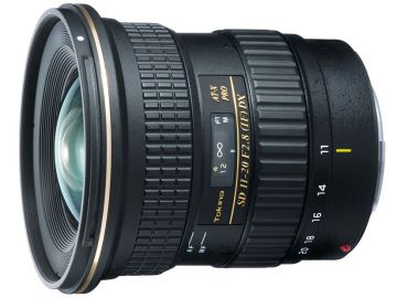 Tokina AT-X 11-20 PRO DX F2.8 - Canon