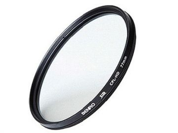 Benro Filtr UD CPL-HD 55mm